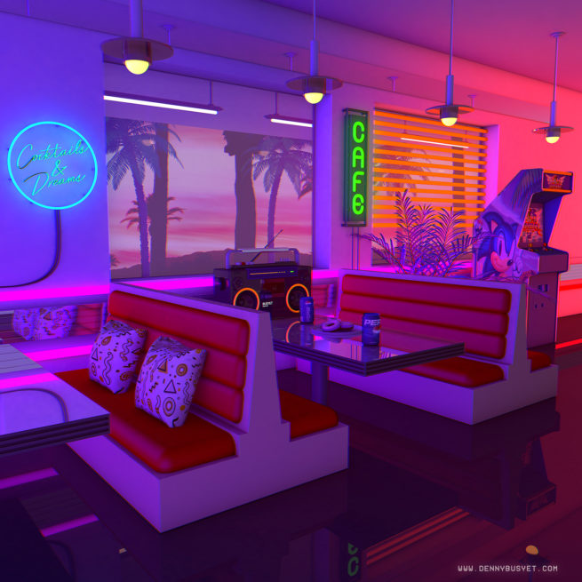 18 Elegant Vaporwave Room Decor Home Decor